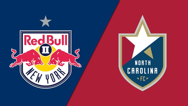 New York Red Bulls II vs. North Carolina FC