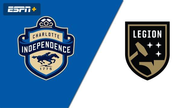 Charlotte Independence vs. Birmingham Legion FC (USL Championship)