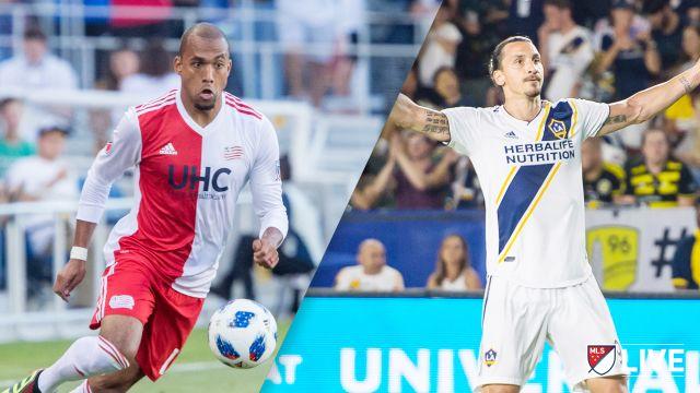 New England Revolution vs. LA Galaxy