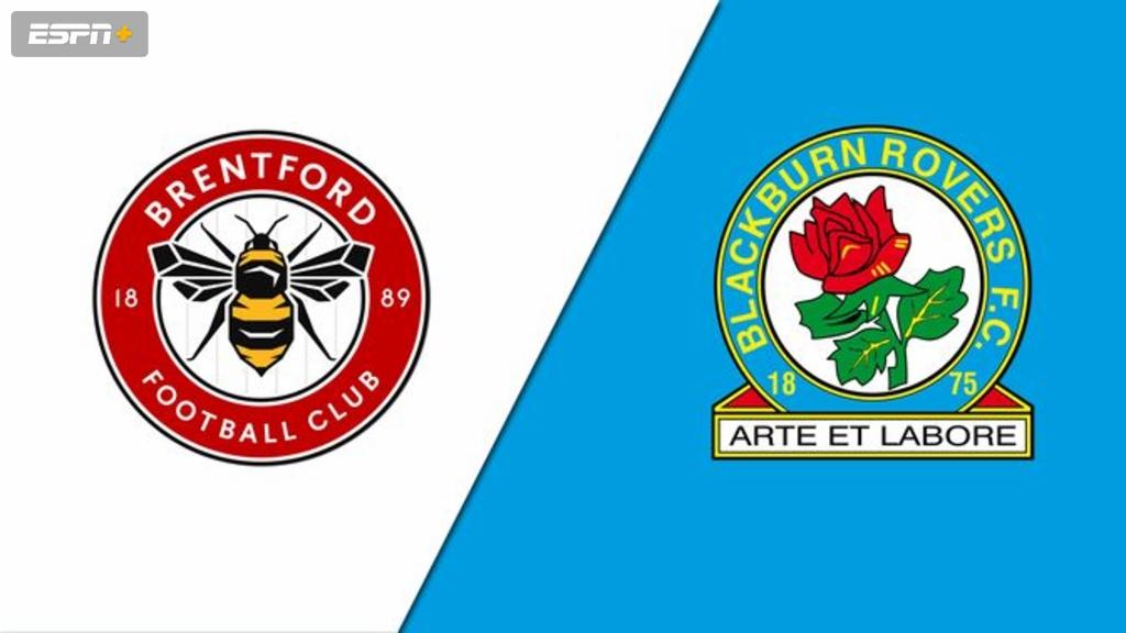 Brentford vs. Blackburn Rovers (English League Championship)