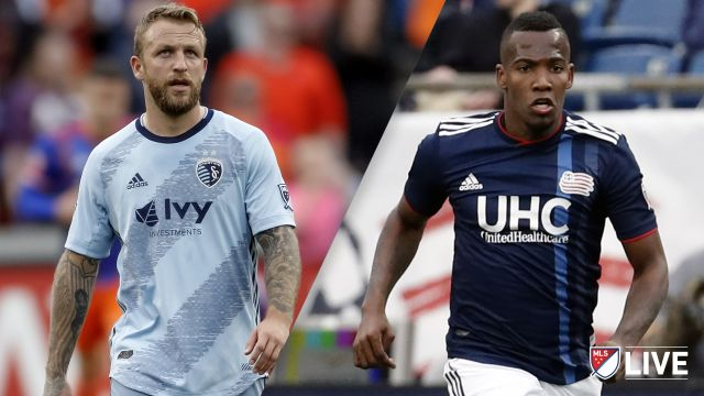 Sporting Kansas City vs. New England Revolution