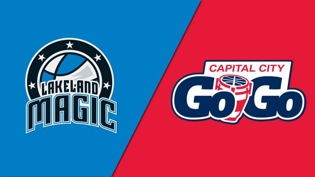 Lakeland Magic vs. Capital City Go-Go