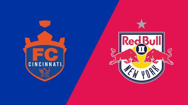 FC Cincinnati vs. New York Red Bulls II