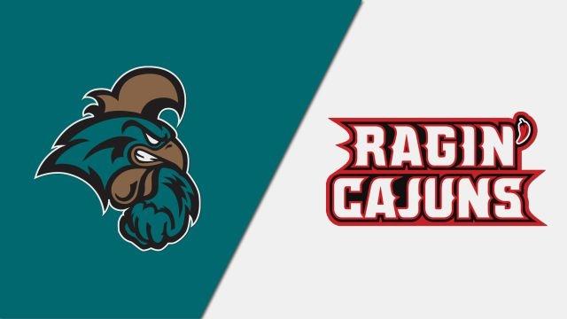 Coastal Carolina vs. #8 Louisiana (Softball)