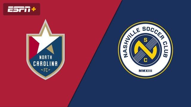 North Carolina FC vs. Nashville SC (USL Championship)