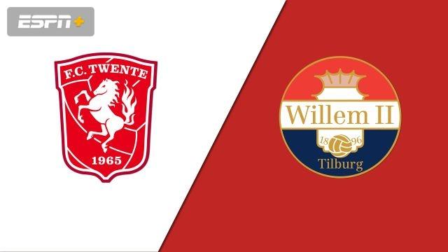 Twente vs. Willem II (Eredivisie)