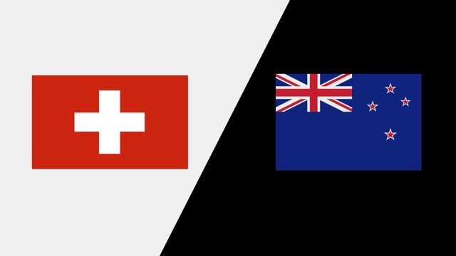 Switzerland vs. New Zealand (2018 FIL World Lacrosse Championships)