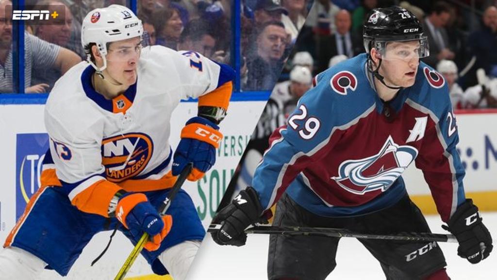 New York Islanders vs. Colorado Avalanche