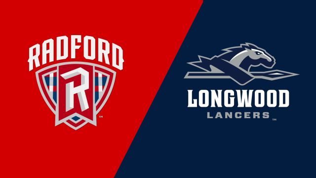 Radford vs. Longwood (W Basketball)
