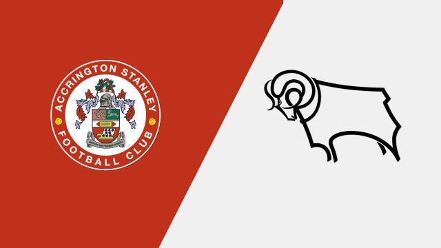 Accrington Stanley vs. Derby County (Round #4) (FA Cup)