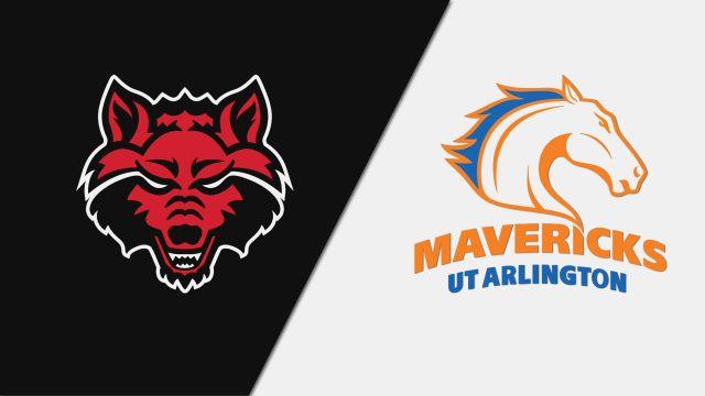 Arkansas State vs. UT Arlington (M Basketball)