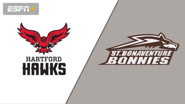 Hartford vs. St. Bonaventure (M Soccer)