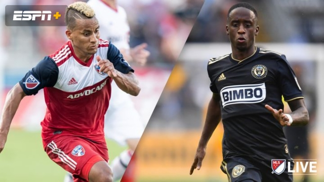 In Spanish-FC Dallas vs. Philadelphia Union (MLS)