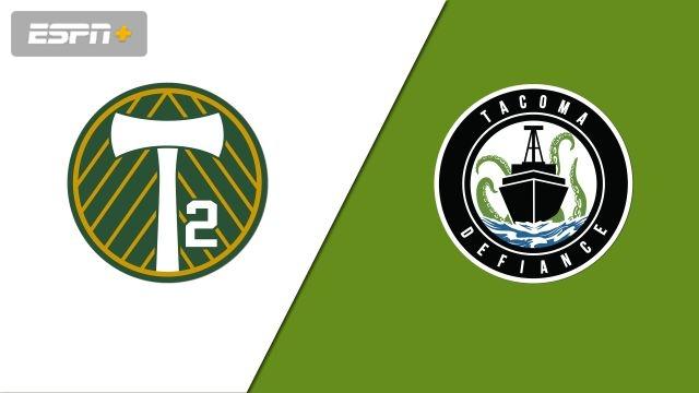 Portland Timbers 2 vs. Tacoma Defiance (USL Championship)