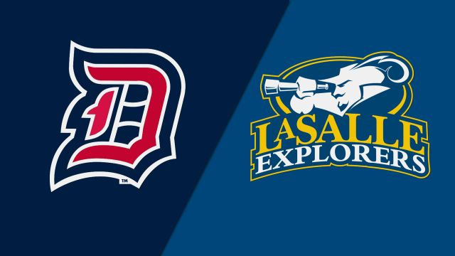 Duquesne vs. La Salle (First Round) (W Volleyball)