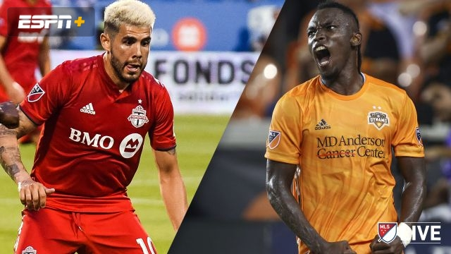 Toronto FC vs. Houston Dynamo (MLS)