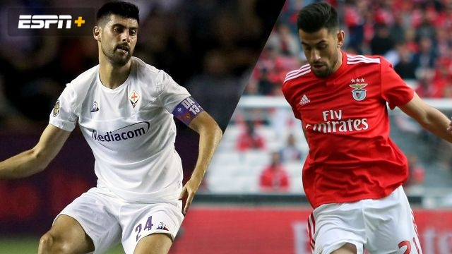 Fiorentina vs. Benfica (International Champions Cup)