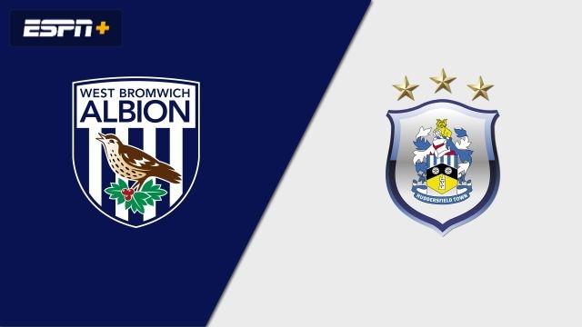 West Bromwich Albion vs. Huddersfield Town (English League Championship)