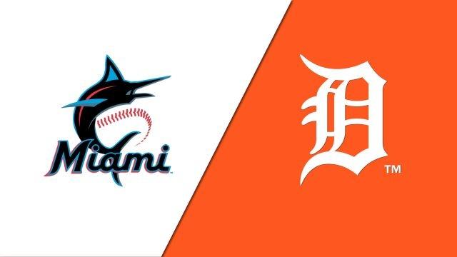 Miami Marlins vs. Detroit Tigers
