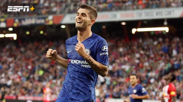 Chelsea vs. Grimsby Town (Round 3) (Carabao Cup)