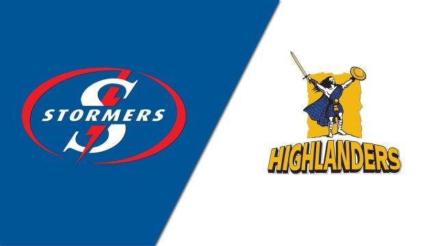 Stormers vs. Highlanders (Super Rugby)