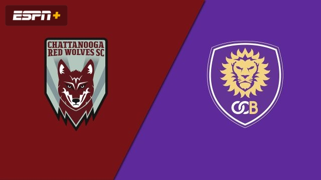 Chattanooga Red Wolves SC vs. Orlando City B (USL League One)