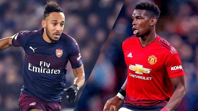 Arsenal vs. Manchester United (Round #4) (FA Cup)