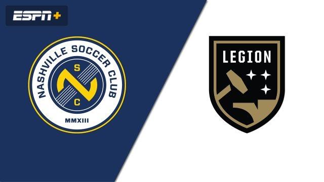 Nashville SC vs. Birmingham Legion FC (USL Championship)