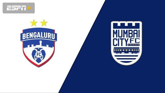 Bengaluru FC vs. Mumbai City FC