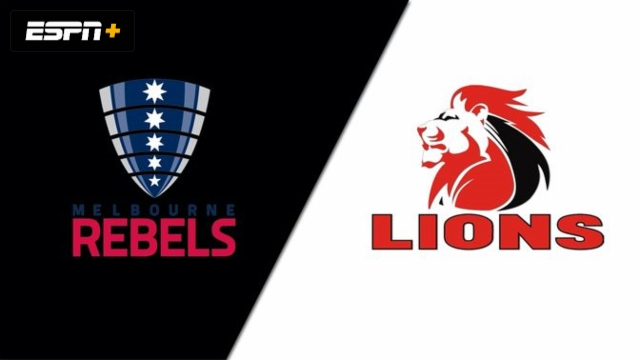 Rebels vs. Lions (Super Rugby)