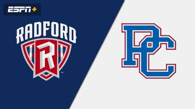 Radford vs. Presbyterian (W Basketball)