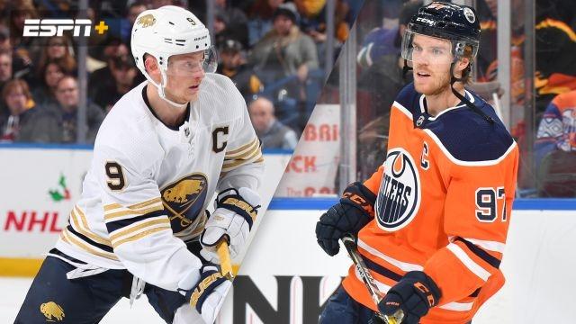Buffalo Sabres vs. Edmonton Oilers