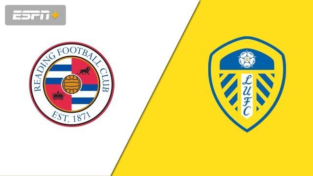 Reading vs. Leeds United (English League Championship)
