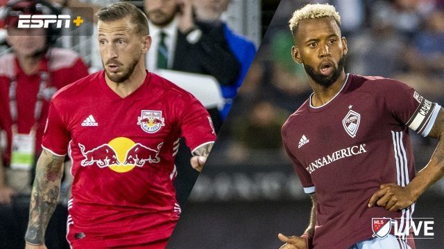 New York Red Bulls vs. Colorado Rapids (MLS)