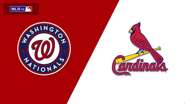 Washington Nationals vs. St. Louis Cardinals