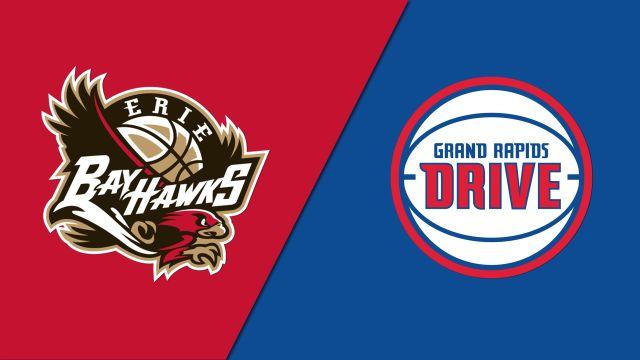 Erie BayHawks vs. Grand Rapids Drive
