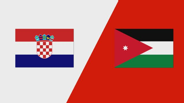 Croatia vs. Jordan (UEFA International Match)