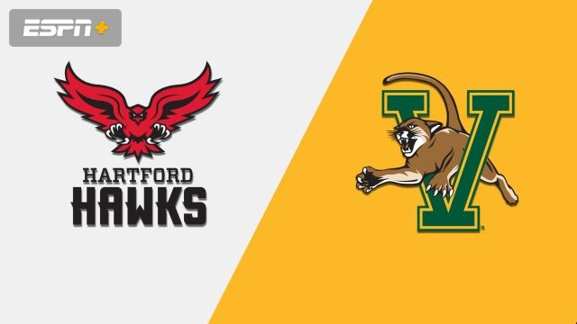 Hartford vs. Vermont (M Basketball)