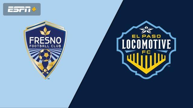 Fresno FC vs. El Paso Locomotive FC (USL Championship)