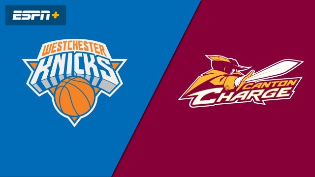 Westchester Knicks vs. Canton Charge