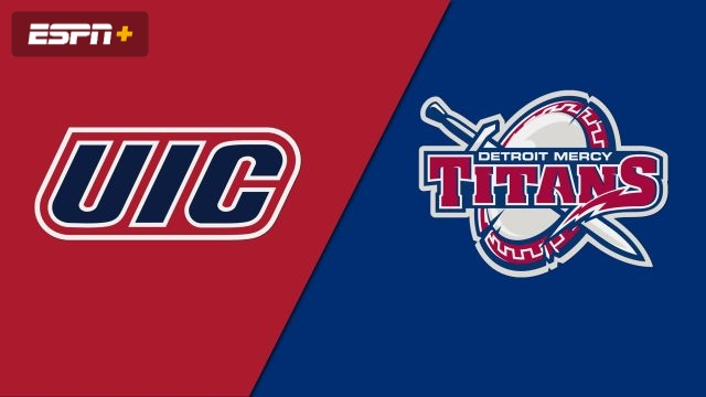 UIC vs. Detroit Mercy (M Soccer)