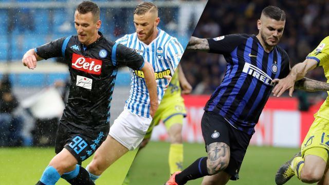Napoli vs. Internazionale (Serie A)