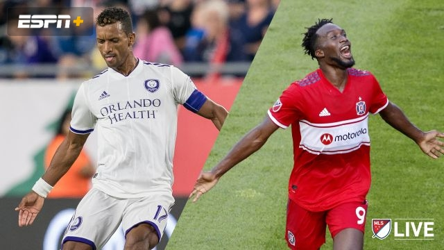 In Spanish-Chicago Fire vs. Orlando City SC (MLS)