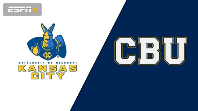 Kansas City vs. California Baptist (M Basketball)