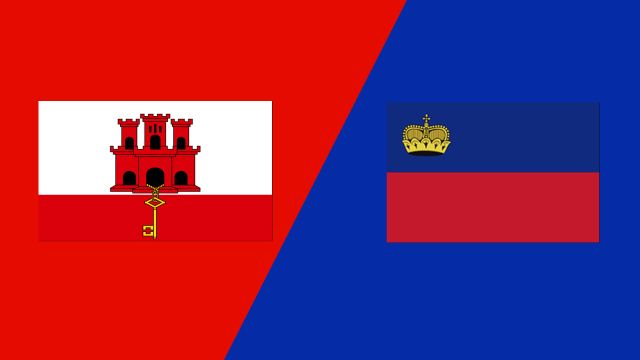 Gibraltar vs. Liechtenstein (UEFA Nations League)
