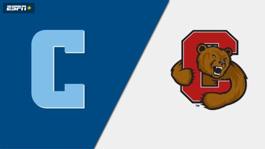 Columbia vs. Cornell (Wrestling)