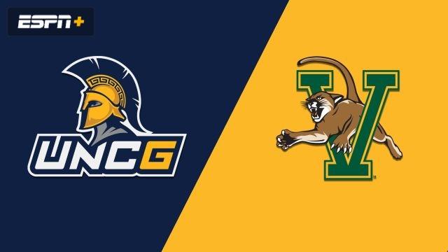 UNC Greensboro vs. Vermont (M Basketball)