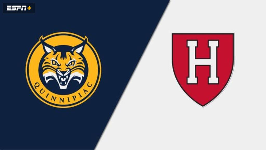 Quinnipiac vs. #15 Harvard (M Hockey)