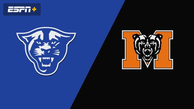Georgia State vs. Mercer (M Basketball)
