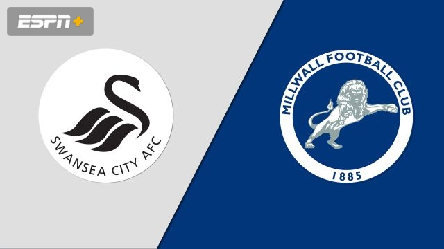 Swansea City vs. Millwall (English League Championship)
